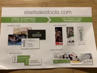 Sisel Sales Tools